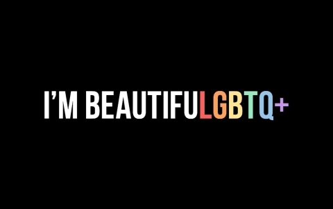 """Pantene is tackling conventional stereotypes with """"Don't Hate Me Because I'm BeautifuLGBTQ"""" (Graphic: Business Wire)"""