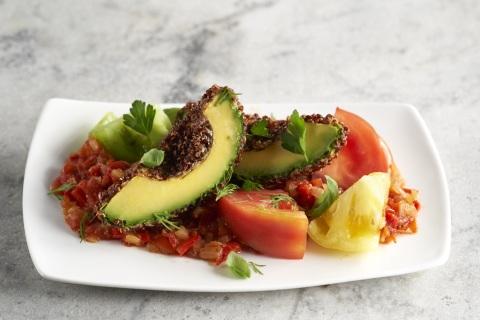 Quinoa Crusted California Avocado Salad (Photo: Business Wire)