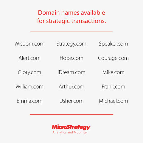 www.microstrategy.com/domains (Graphic: Business Wire)