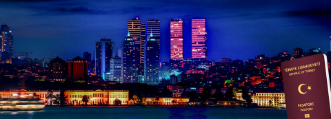 Turkey is preferred by the Indians for investment in property. (Photo: Business Wire)