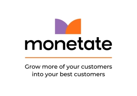 Monetate Exceeds $2 Billion in Influenced Revenue and Unveils New Brand Identity and Leadership at Cannes Lions 2019 | Meet with CMO and CEO at #CannesLions2019 | http://bit.ly/2X6lroS (Graphic: Business Wire)