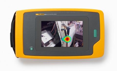 Fluke has revamped its entire line of industrial thermal cameras with more premium features packed into every model, providing higher value for the customer and allowing the company to reduce the number of cameras it offers to simplify the buying process. (Photo: Business Wire)