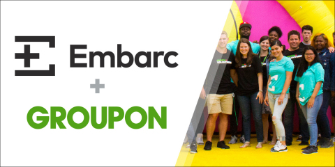 This graduation season nearly 130 high school seniors will begin their postsecondary journey armed with the tools for success as a result of Embarc Chicago's Senior Success Series initiative, made possible by Groupon. (Photo: Business Wire)