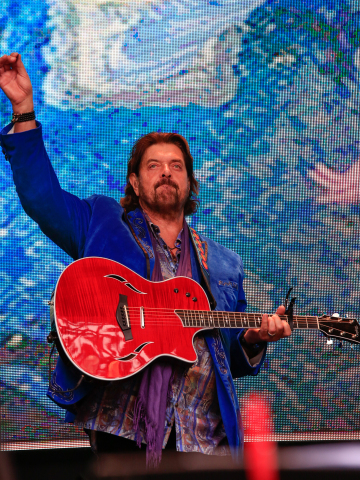 "Alan Parsons will bring his legendary rock concert, ""The Alan Parsons Live Project,"" to The Event Center at SugarHouse Casino on Friday, Sept. 27, at 8 p.m. (Photo: Business Wire)"