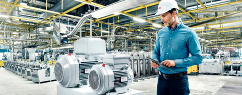 ABB and Hewlett Packard Enterprise Further Partnership to Connect Industrial Customers With Insight (Photo: Business Wire)