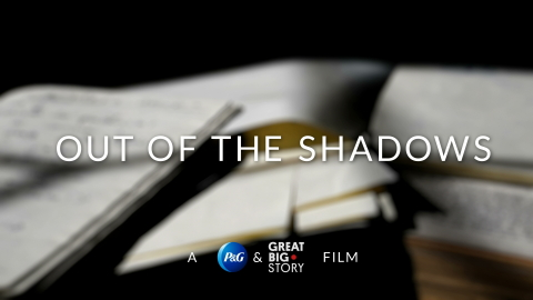 P&G, in partnership with Great Big Story, today released Out of the Shadows, a new film chronicling P&G's journey of Lesbian, Gay, Bisexual and Transgender inclusion. The film highlights the employees who challenged the company and overcame adversity during the tumultuous 1990s and early 2000s. (Photo: Business Wire)