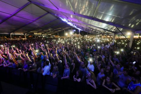More than 100,000 guests are expected to attend the Dublin Irish Festival Aug. 2, 3 & 4 - 2019. With seven stages, 75 acts and more than 800 performers, there is truly something for everyone. For more information, please visit www.dublinirishfestival.org. (Photo: Business Wire)