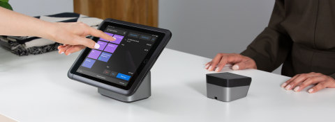The new Shopify POS (Photo: Business Wire)