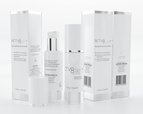 ACTV8SKN Line - Skin ACTUATOR (Photo: Contrad Swiss)