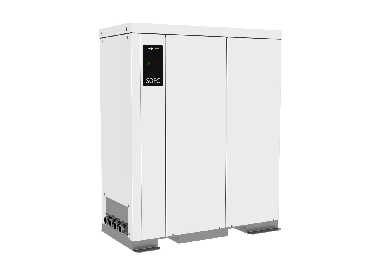 Miura Co Launches Fuel Cell Product in Japan With Ceres