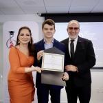 Latin GRAMMY Cultural Foundation® Awards the Emilio and Gloria Estefan Scholarship to Sergio De Miguel Jorquera