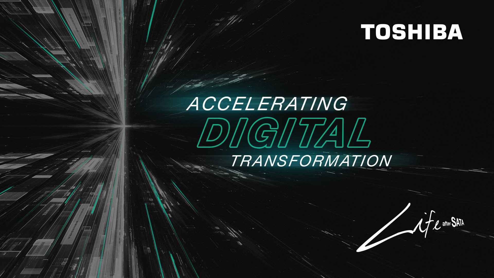 Toshiba Memory America Showcases Lineup Of Ssd Software Solutions Targeted To The Modernization Of Data Centers At Hpe Discover 2019 Business Wire