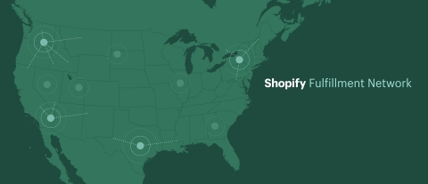 Shopify Fulfillment Network (Graphic: Business Wire)