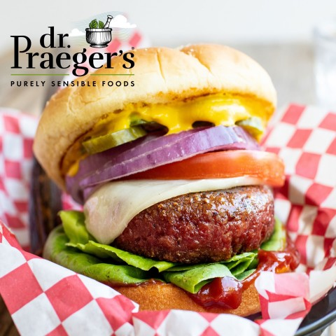 Dr. Praeger's Introduces the Perfect Burger™