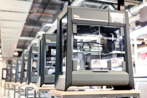 Desktop Metal is now shipping the Studio System, the world's first office-friendly metal 3D printing system, to companies throughout Europe. (Photo: Business Wire)
