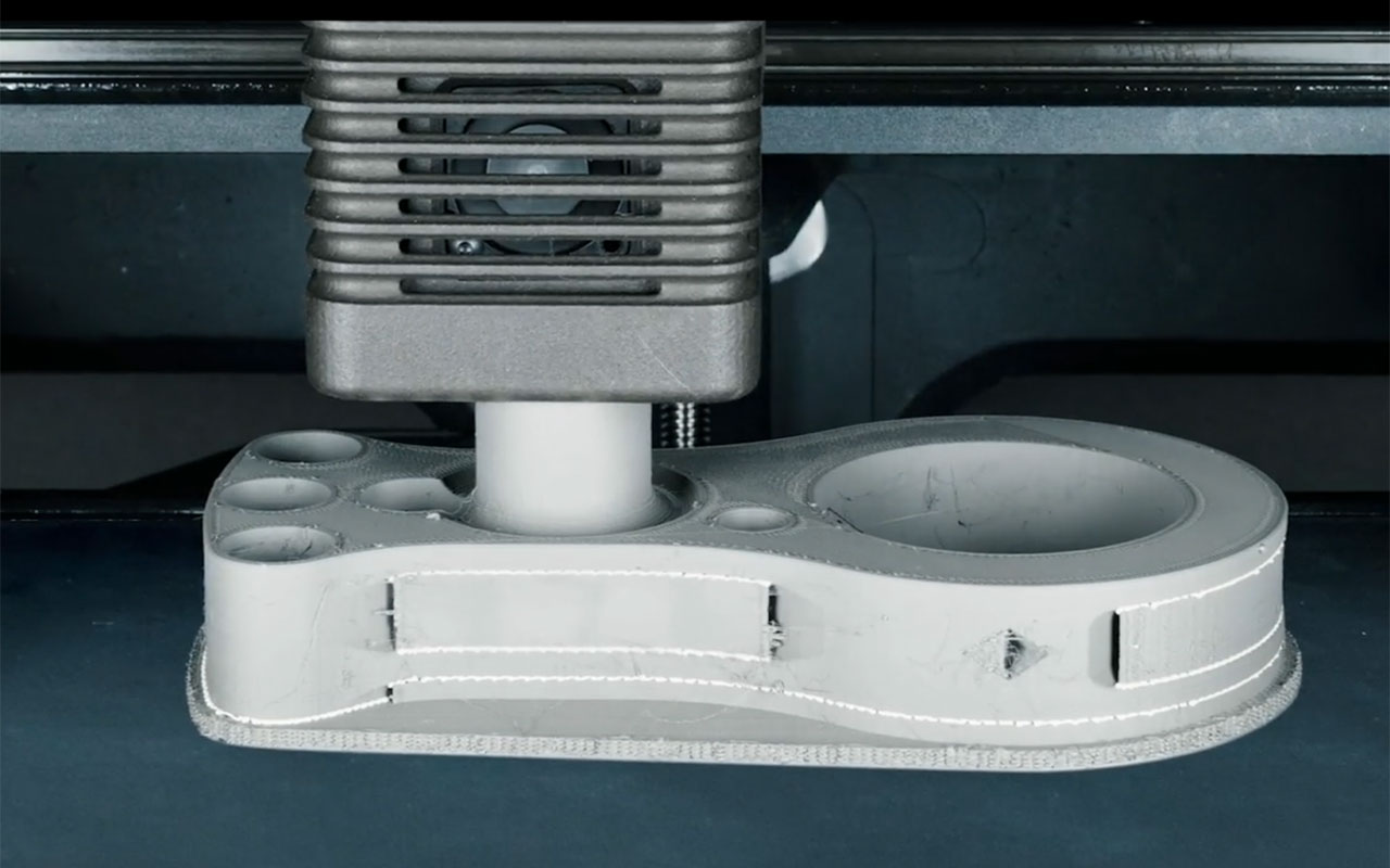 The Studio System, the world's first office-friendly metal 3D printing system, is designed to print metal parts faster.
