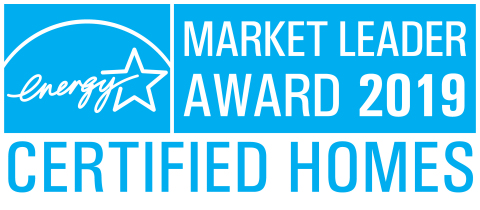 KB Home receives industry-leading number of ENERGY STAR® certified homes Market Leader Awards. (Graphic: Business Wire)