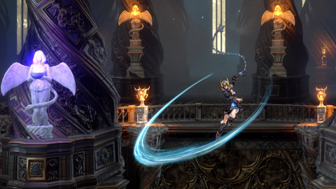 The Bloodstained: Ritual of the Night game is available June 25. (Photo: Business Wire)