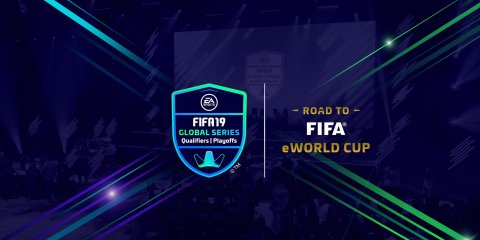 FIFA 19 Global Series Regular Season Events Generated 680+ Million Minutes Watched, 60 Percent Increase Over Last Year's FIFA 18 Global Series (Graphic: Business Wire)