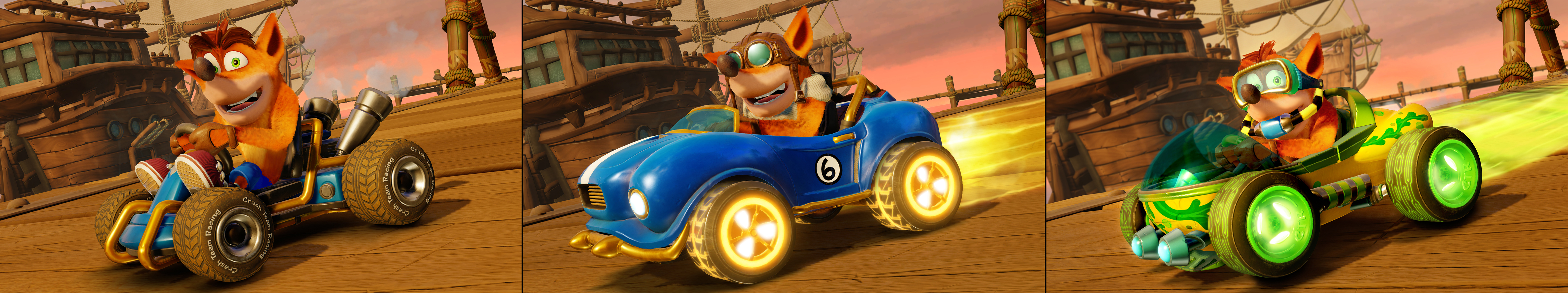 Crash Team Racing Nitro-Fueled Launches Today – It's Time to Get