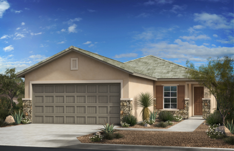 New KB homes are now available in Tucson. (Photo: Business Wire)