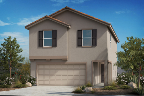 New KB homes now available in Tucson. (Photo: Business Wire)
