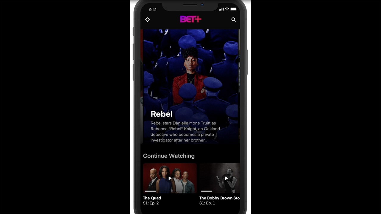 BET Networks' new online streaming service, BET+, will be available in the fall on Android devices such as Samsung Galaxy, iOS devices such as the Apple iPad and iPhone, and a variety of steaming devices. (Video: Business Wire)
