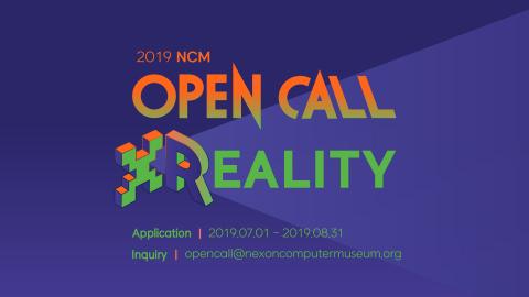 Le Nexon Computer Museum (NCM) de NXC organise l'édition 2019 du quatrième concours de contenu en réalité virtuelle « NCM OPEN CALL X REALITY », doté d'un montant total de 13 millions KRW. Candidatures acceptées entre le 1er juillet et le 31 août. Annonce des lauréats le 25 octobre. (Image : Business Wire)