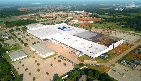 Upon completion of the new construction, Mouser's 78-acre global headquarters and massive distribution center will consist of 1 million square feet. (Photo: Business Wire)