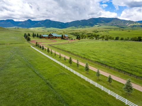 Holy Cow Ranch – Sheridan, WY (Photo: Business Wire)