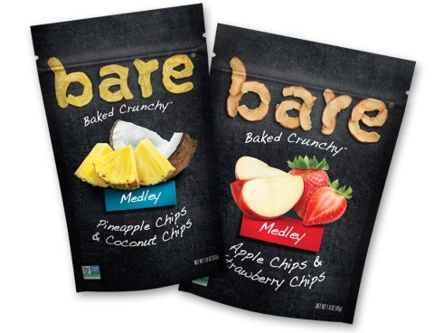 Bare Snacks® Launches New Medleys Featuring Flavors of Summer (Photo: Business Wire)