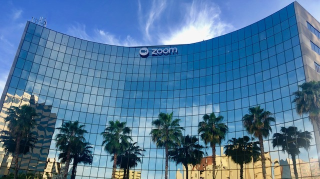 Zoom Expands Its Lease at KBS' The Almaden to More than 87,000 ...