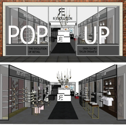 Prototype renderings, results and layout may vary at each location. (Graphic: Business Wire)