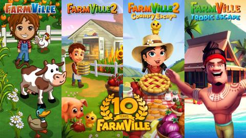 FarmVille Celebrates 10th Anniversary (Photo: Business Wire)