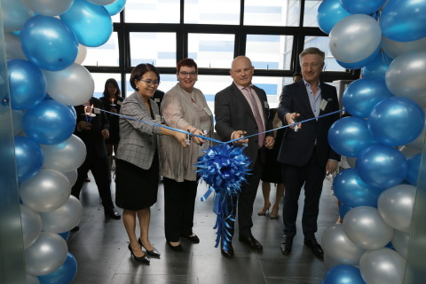 Fresenius Medical Care today celebrated the opening of its new dialysis learning hub: The Fresenius Medical Care Asia Pacific Education Center. (Photo: Business Wire)