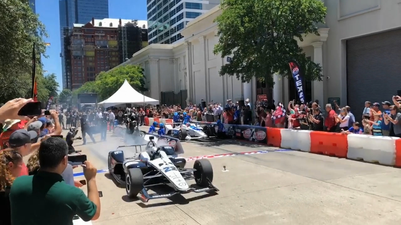 See video highlights of DXC Technology digital fan experience of the future at Texas Motor Speedway as DXC / Team Penske readies for Honda Indy Toronto on July 12 – 14.