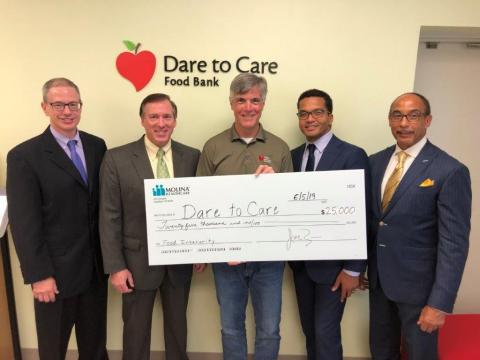 In an effort to improve comprehensive health outcomes in Kentucky, Molina Healthcare donates $325,000 to local nonprofits across the state. The donations will support programs that address food insecurity, rural access to care, foster care, social determinants of health, and self-empowerment. (Photo: Business Wire)