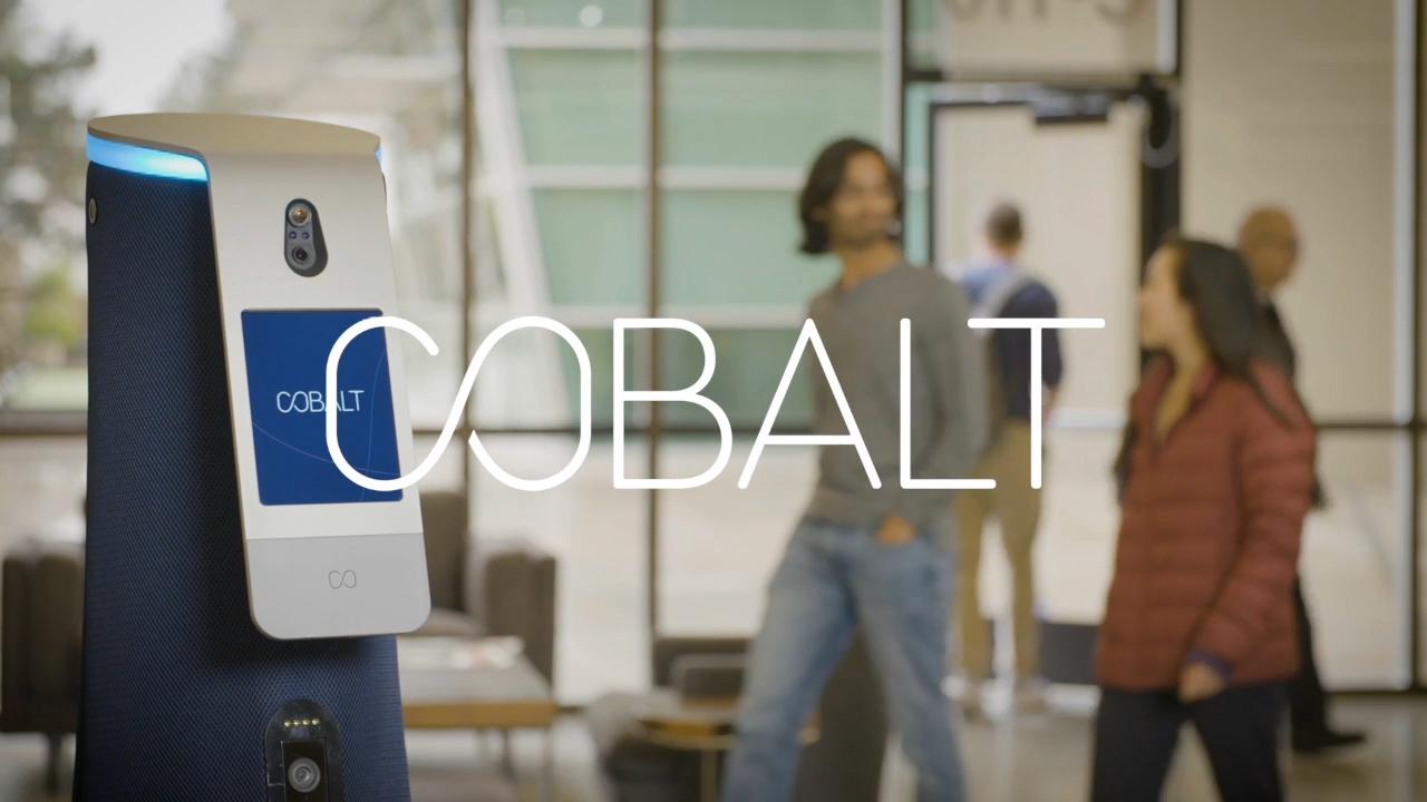 Meet the Cobalt Robot