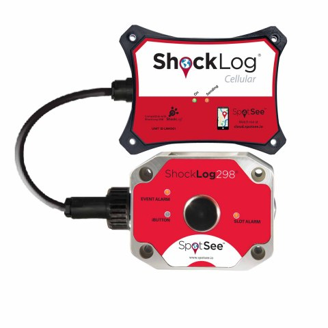 ShockLog Cellular (Photo: Business Wire)