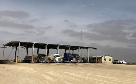 Milestone broke ground last week on a new slurry injection facility near Big Spring, Texas, which will open 4Q19 and serve E&P operators in the northern Midland Basin. (Photo: Business Wire)