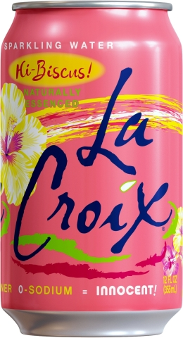 HI-Biscus by LaCroix. (Photo: Business Wire)