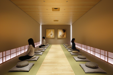 Mind Fitness Area (Photo: Business Wire)