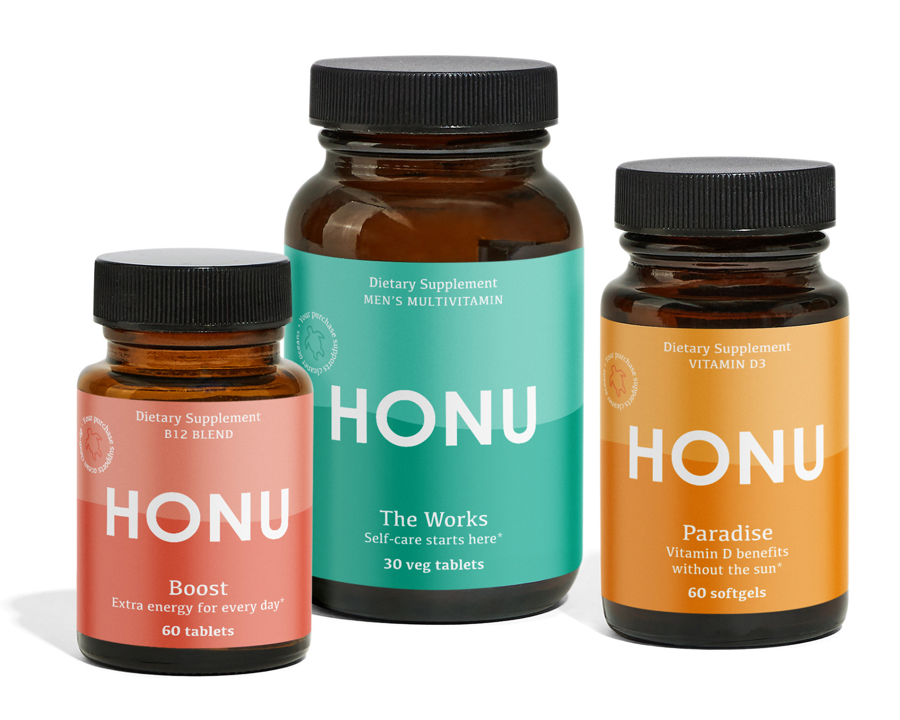 """Grove Collaborative Expands Into Wellness With """"HONU"""" Vitamins"""