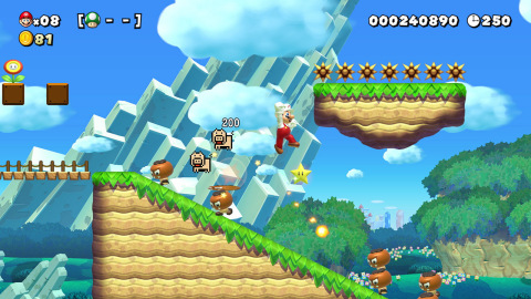 Super Mario Maker 2 will be available on June 28. (Graphic: Business Wire)