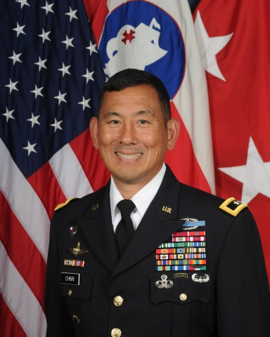 Major General Clarence K.K. Chinn (Photo: Business Wire)