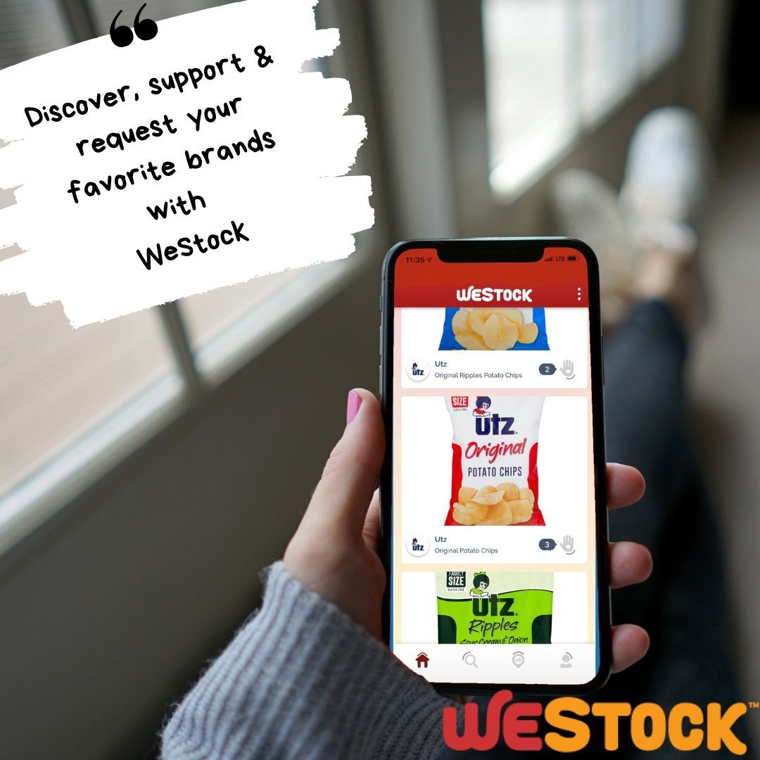 Utz Quality Foods Partners With WeStock™ Shopping Assistant