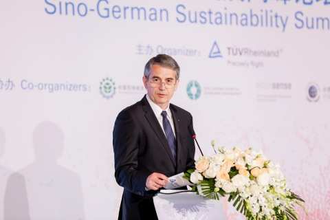 Ralf Scheller, Member of the Executive Board of TÜV Rheinland (Photo: Business Wire)