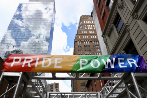 PVH participated as a Platinum Sponsor at WorldPride NYC, continuing its support of LGBTQ+ rights.