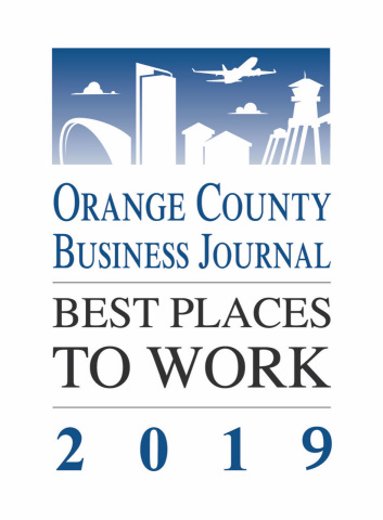 Kingston Technology has been named one of the 2019 Best Places to Work in Orange County.