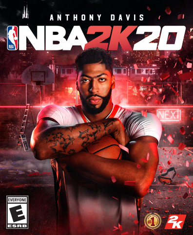 2K today announced the cover athletes for NBA® 2K20, the next iteration of the top-rated and top-selling NBA video game simulation series of the past 18 years*. Six-time NBA All-Star, three-time All-NBA First Team, three-time NBA All-Defensive Team and 2012 Olympic gold medalist Anthony Davis returns as cover star for the Standard and Deluxe Editions. Three-time NBA Champion, 13-time NBA All-Star, 2008 Olympic gold medalist and 2006 NBA Finals MVP Dwyane Wade will grace the cover of the Legend Edition. (Photo: Business Wire)